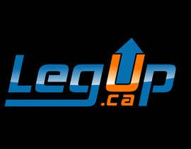 "nº 30 pour Design a Logo for Crowdfunding Site ""LegUp.ca"" par creativdiz"