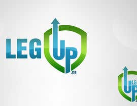 "#183 for Design a Logo for Crowdfunding Site ""LegUp.ca"" af grafikguru"