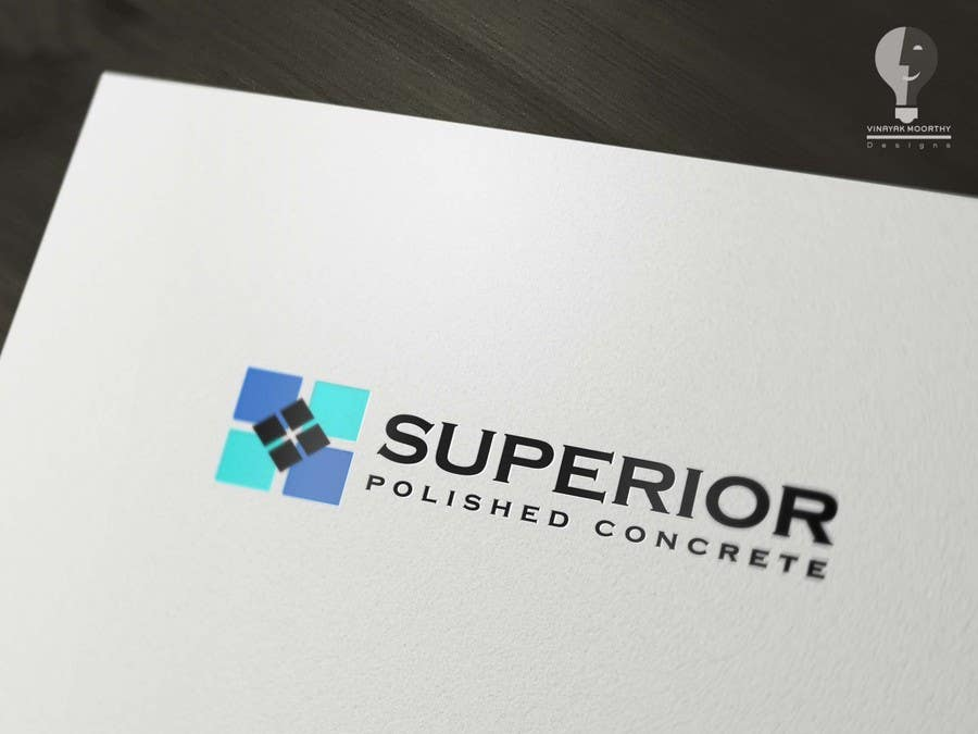 Bài tham dự cuộc thi #                                        36                                      cho                                         Superior Polished Concrete logo design