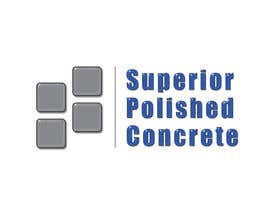 nº 48 pour Superior Polished Concrete logo design par Anton017