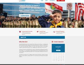 #1 for Boy Scout Management Software, Website/Mobile App Mockup by tania06