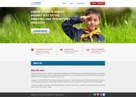 Contest Entry #3 for Boy Scout Management Software, Website/Mobile App Mockup