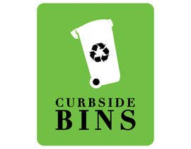 #25 para Design a Logo for Curbside Bins por mvasilescu
