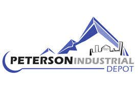 "#201 para Design a Logo for ""Peterson Industrial Depot"" por jigsFLD"