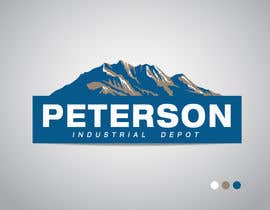 "#142 para Design a Logo for ""Peterson Industrial Depot"" por DanielOliva82"
