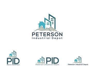 """#13 for Design a Logo for """"Peterson Industrial Depot"""" by entben12"""