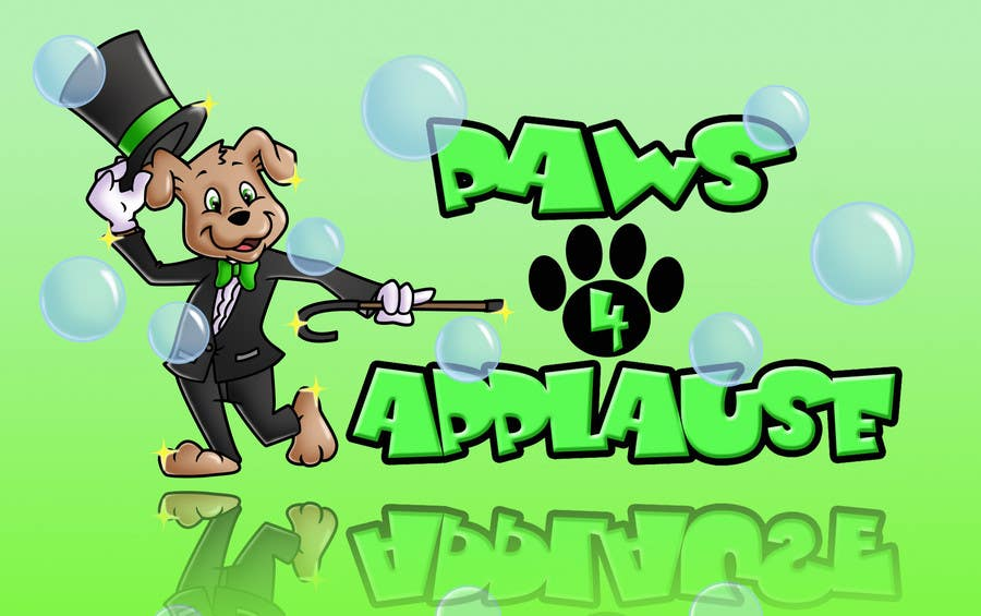 Contest Entry #109 for Logo Design for Paws 4 Applause Dog Grooming