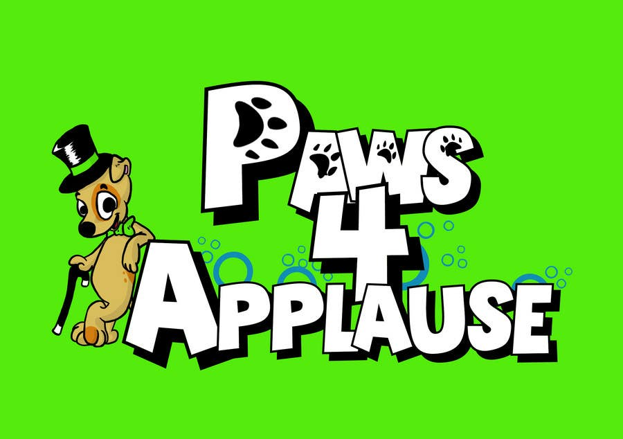 Contest Entry #89 for Logo Design for Paws 4 Applause Dog Grooming