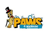 Graphic Design Contest Entry #33 for Logo Design for Paws 4 Applause Dog Grooming