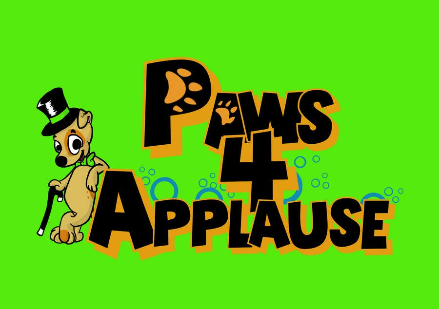 Contest Entry #88 for Logo Design for Paws 4 Applause Dog Grooming