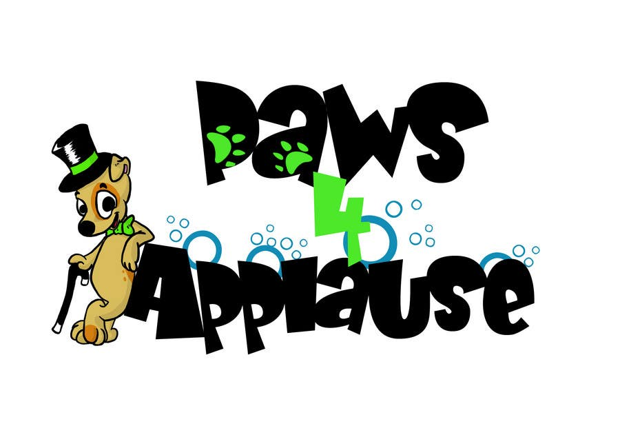 Contest Entry #110 for Logo Design for Paws 4 Applause Dog Grooming