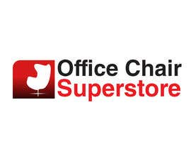 #245 para Logo Design for Office Chair Superstore por ulogo