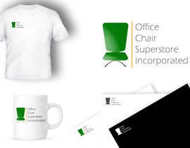 #258 para Logo Design for Office Chair Superstore por freelancerinUAE