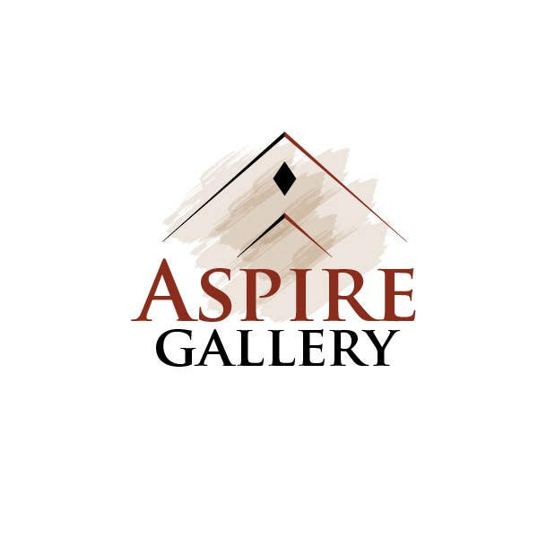 #28 for Design a Logo for Aspire Gallery by designstore