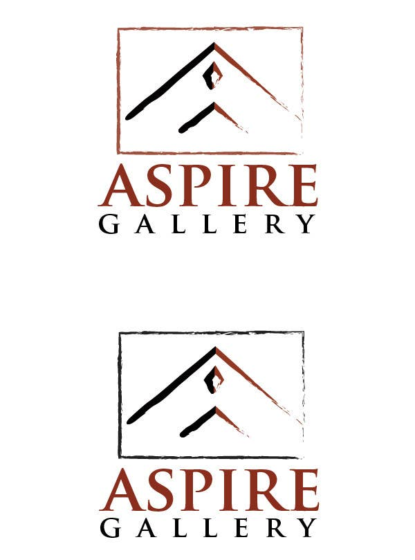 Contest Entry #63 for Design a Logo for Aspire Gallery