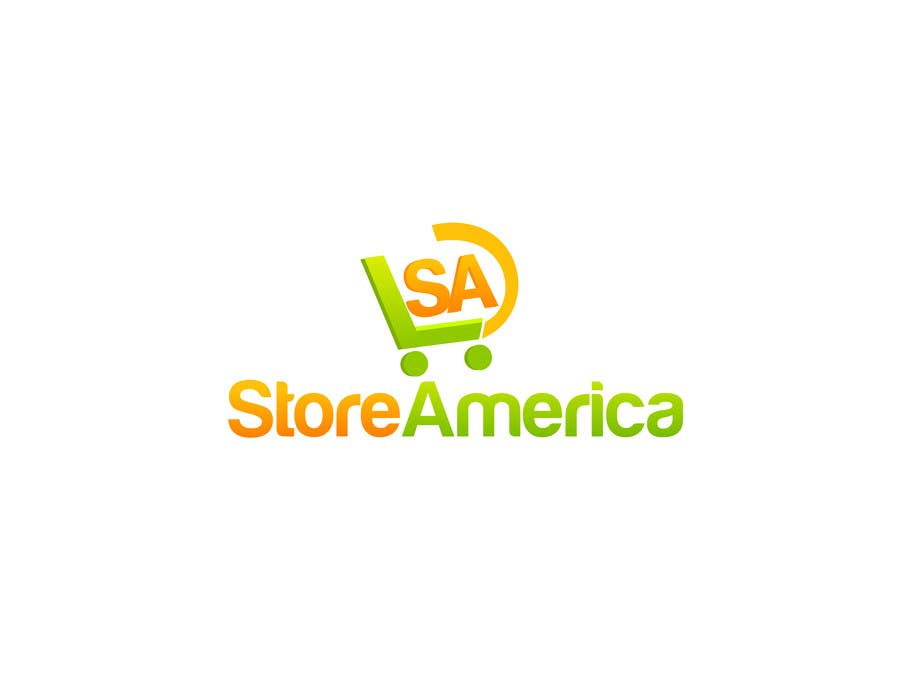 #78 for Design a Logo for store america by catalinorzan