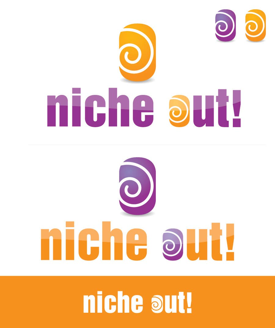 #91 for Design a Logo for Niche Out! by ijimlyn