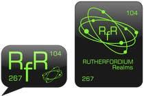 Graphic Design Konkurrenceindlæg #48 for Design a Logo for Rutherfordium Realms