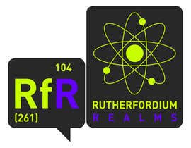nº 32 pour Design a Logo for Rutherfordium Realms par studioprieto