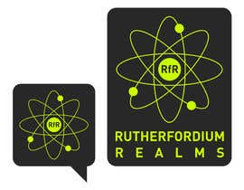 nº 34 pour Design a Logo for Rutherfordium Realms par studioprieto