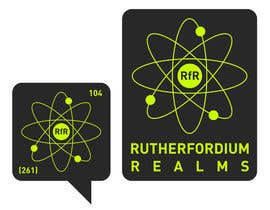 nº 36 pour Design a Logo for Rutherfordium Realms par studioprieto