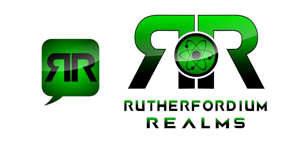 Konkurrenceindlæg #60 for Design a Logo for Rutherfordium Realms