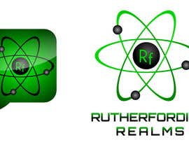 #61 cho Design a Logo for Rutherfordium Realms bởi VGB816