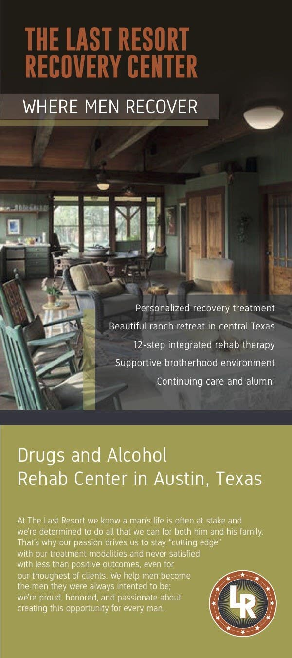 Contest Entry #50 For Design A Marketing Rack Card / Brochure For Our  Recovery Center