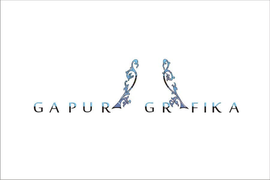 Proposition n°                                        372                                      du concours                                         Logo Design for Logo For Gapura Grafika - Printing Finishing Services Company - Upgraded to $690