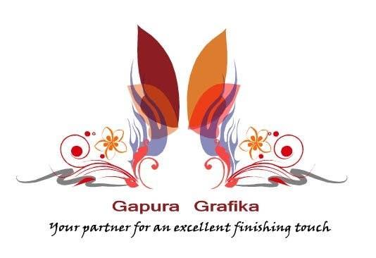 Конкурсная заявка №253 для Logo Design for Logo For Gapura Grafika - Printing Finishing Services Company - Upgraded to $690