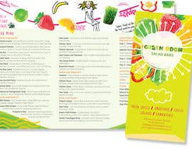 #9 untuk I need some Graphic Design for Salad bar Menu oleh tarekbelaidi