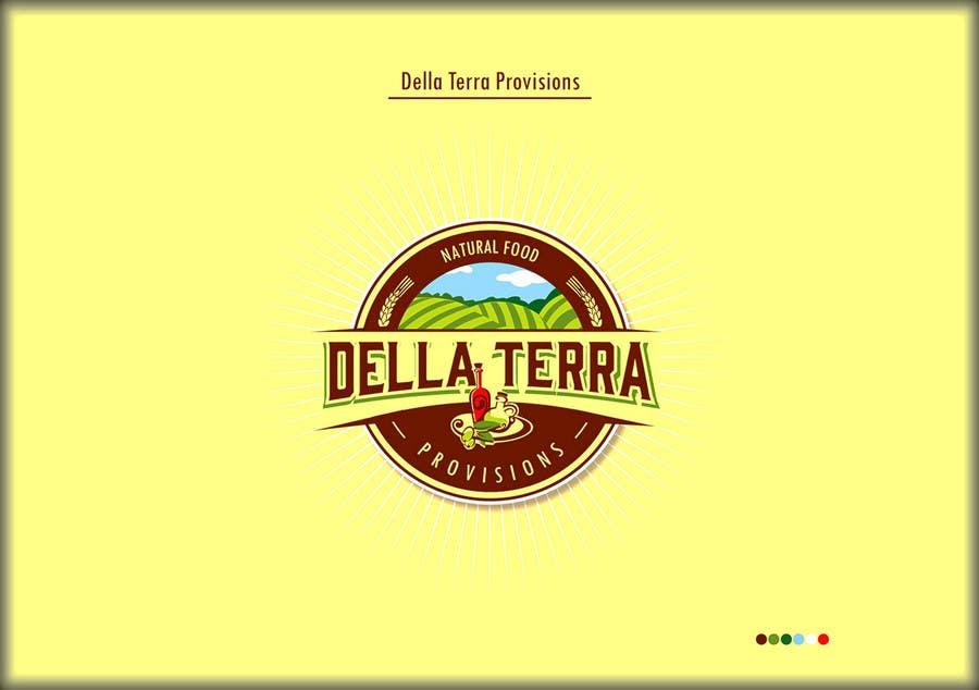 #72 for Design a Logo for Della Terra Provisions! by roman230005