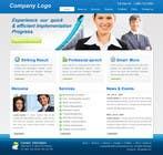 Graphic Design Конкурсная работа №33 для Website Design for MyCustomers.co.za