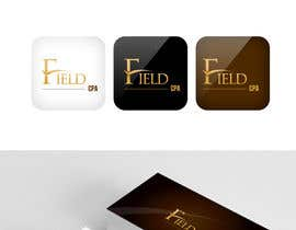 #59 untuk Business Card Logo Design for FIELD CPA oleh FareehaZ