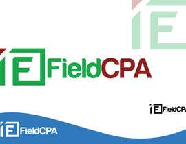 #69 untuk Business Card Logo Design for FIELD CPA oleh acmstha55