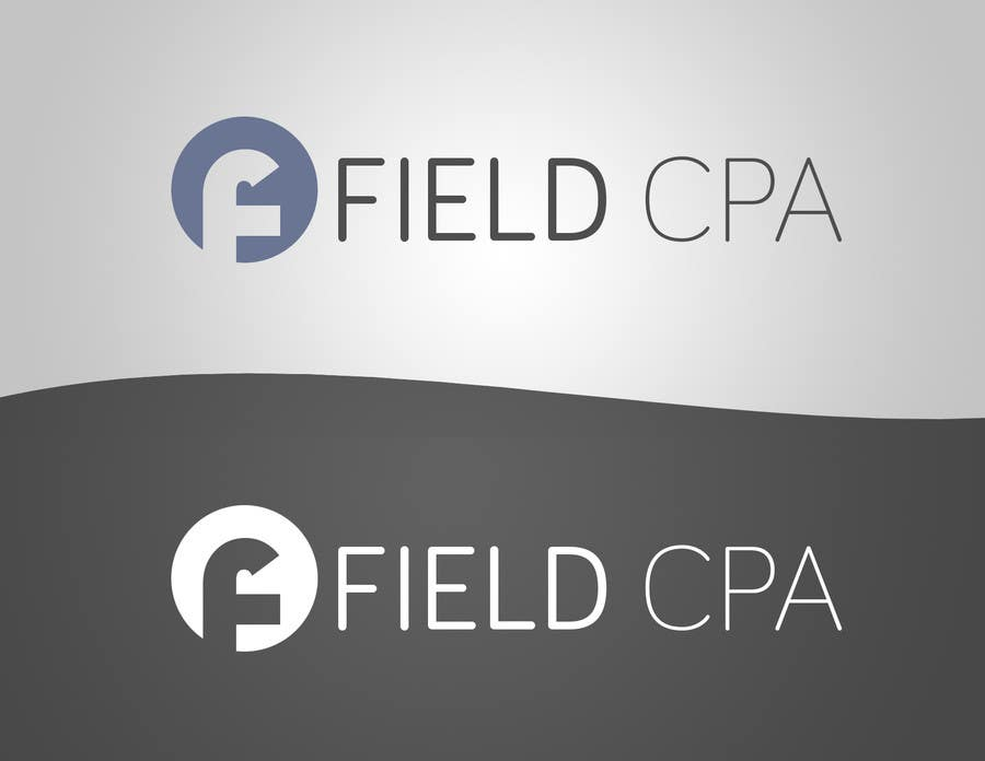 #45 for Business Card Logo Design for FIELD CPA by MariusM90