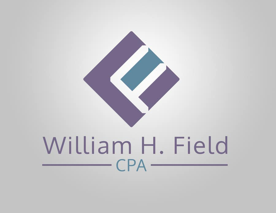 #75 for Business Card Logo Design for FIELD CPA by MariusM90