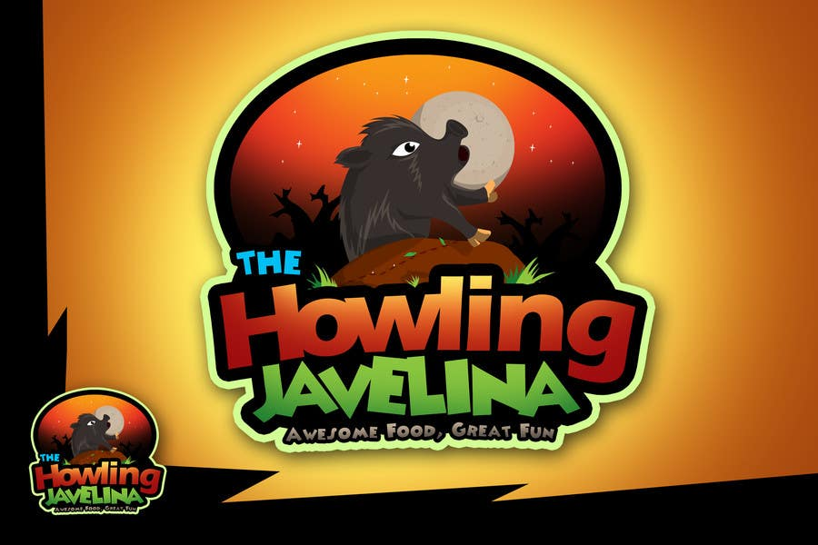 #16 for Design new logo for The Howling Javelina by rogeliobello
