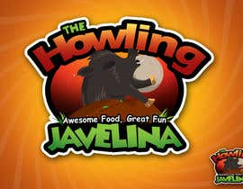 #33 para Design new logo for The Howling Javelina por rogeliobello