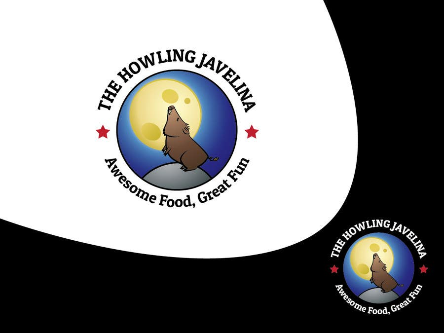#81 for Design new logo for The Howling Javelina by AnaKostovic27