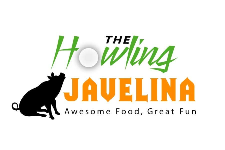 #11 for Design new logo for The Howling Javelina by creativdiz