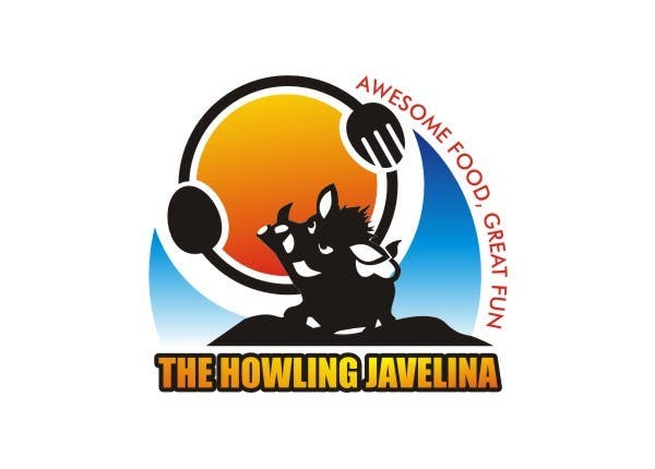#107 for Design new logo for The Howling Javelina by ramapea