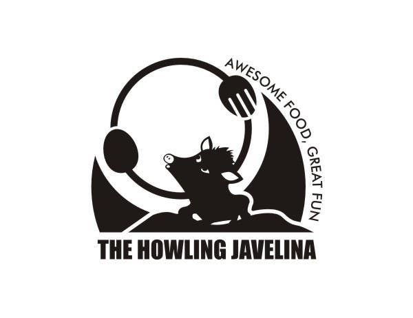 #118 for Design new logo for The Howling Javelina by ramapea