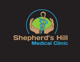 "#84 para Logo for ""Shepherd's Hill Medical  Clinic"" por DellDesignStudio"