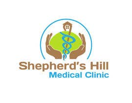 "#85 para Logo for ""Shepherd's Hill Medical  Clinic"" por DellDesignStudio"