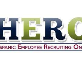 #60 para Design a Logo for HERO por gabrielasaenz