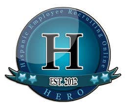 #74 para Design a Logo for HERO por snowvolcano2012