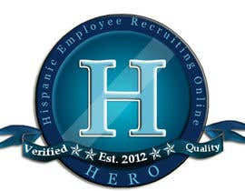 #83 para Design a Logo for HERO por snowvolcano2012