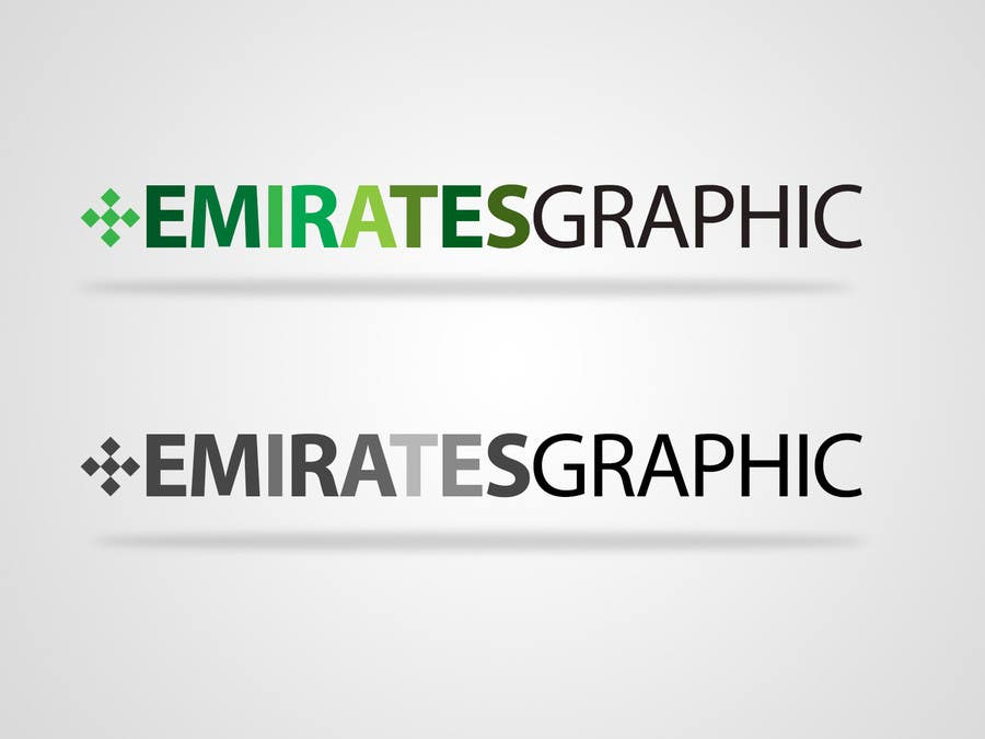 #10 for Design a Logo for my Company called EmiratesGraphic by harrisonfreeman