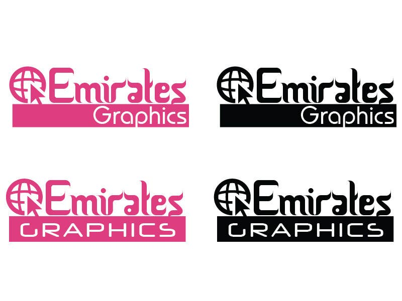 #15 for Design a Logo for my Company called EmiratesGraphic by poujulameen